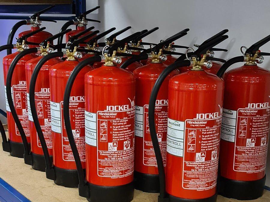 Hva er en brannslukker?